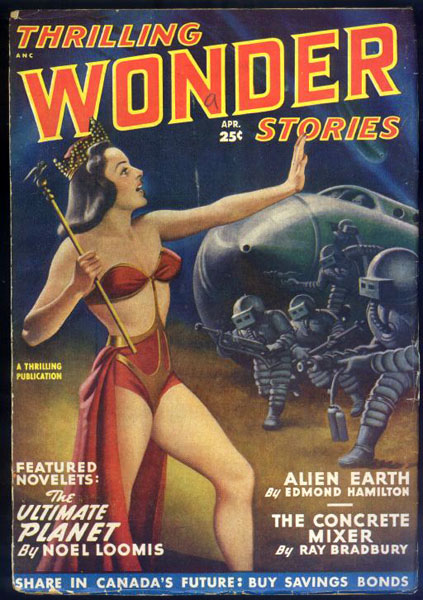 Thrilling Wonder Stories, Apr 1949