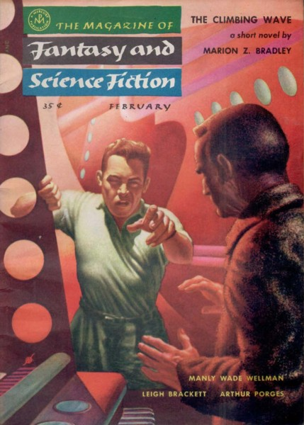The Magazine of Fantasy and Science Fiction, Feb 1955