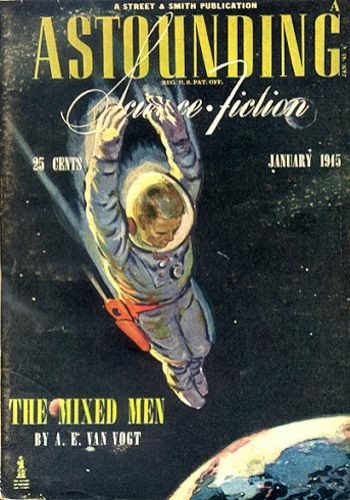 Astounding Science Fiction, Jan 1945