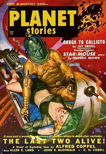 Planet Stories, Nov 1950