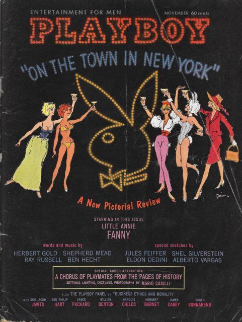 Playboy, Nov 1962