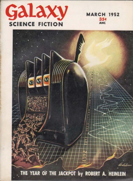 Galaxy Science Fiction, March 1952