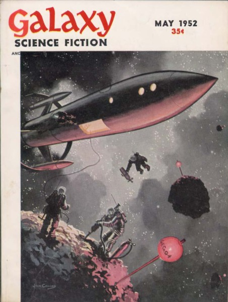 Galaxy Science Fiction, May 1952