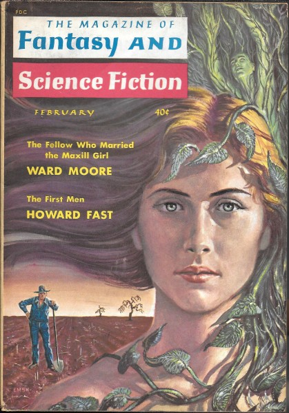 The Magazine of Fantasy and Science Fiction, February 1960