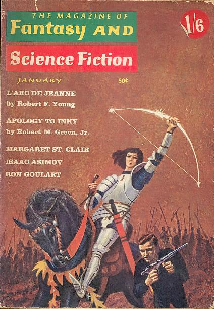 The Magazine of Fantasy and Science Fiction, January 1966