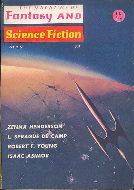 The Magazine of Fantasy and Science Fiction, May 1965