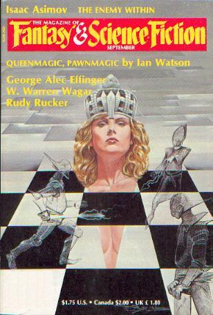 The Magazine of Fantasy and Science Fiction, September 1986