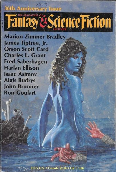 The Magazine of Fantasy and Science Fiction, October 1985