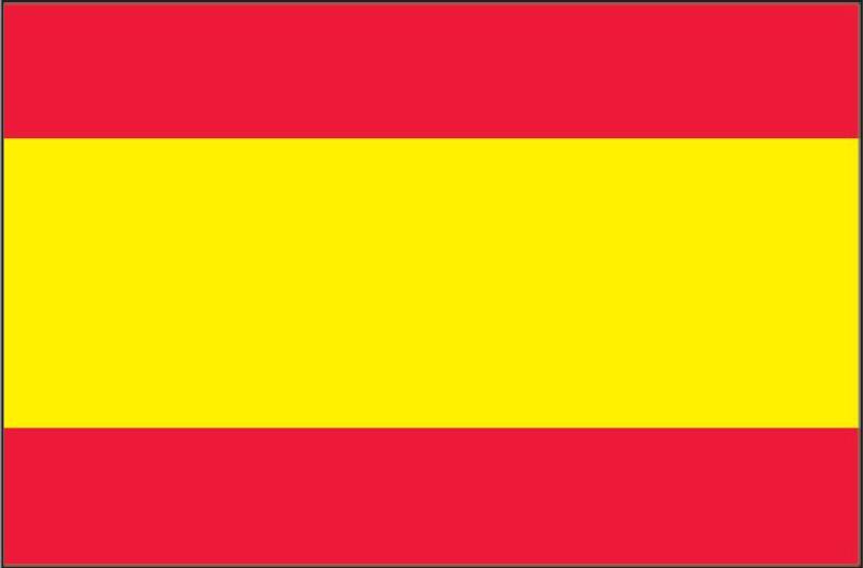 スペイン (紋章無し)