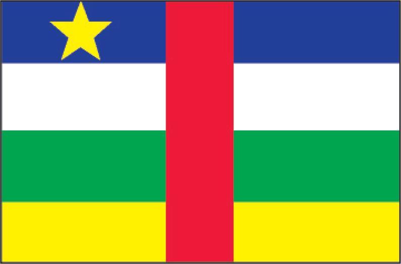 中央アフリカ