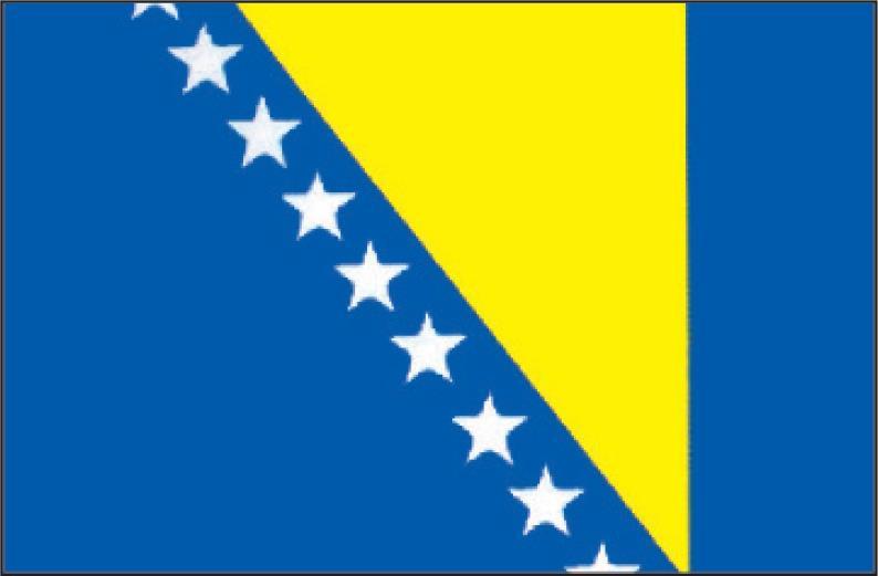 ボスニア・ヘルツェコビナ