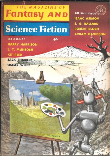 The Magazine of Fantasy and Science Fiction, March 1964